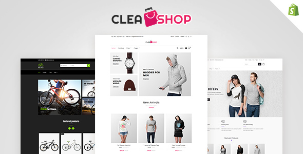 Clean Shop v1.2 - Multipurpose Shopify Theme