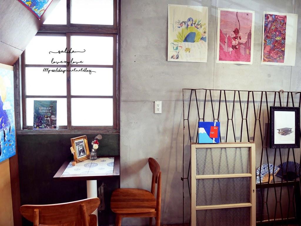 宜蘭礁溪文青風網美好拍老房子不限時間餐廳PonPon乓乓雜貨咖啡 (2)