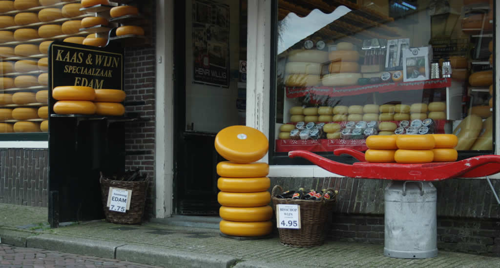 Edam, The Netherlands. Edam cheese | Your Dutch Guide