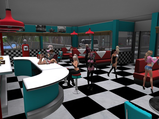 01-25-19 Fellatio Friday - Vintage Diner