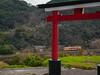 Photo:霧島神社からのぞむ肥薩おれんじ鉄道 By kzy619