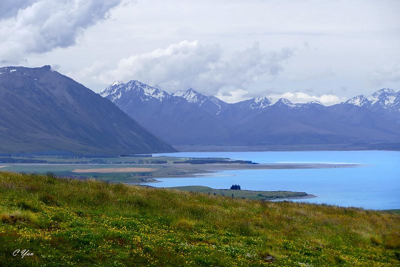 New Zealand - Tekapo