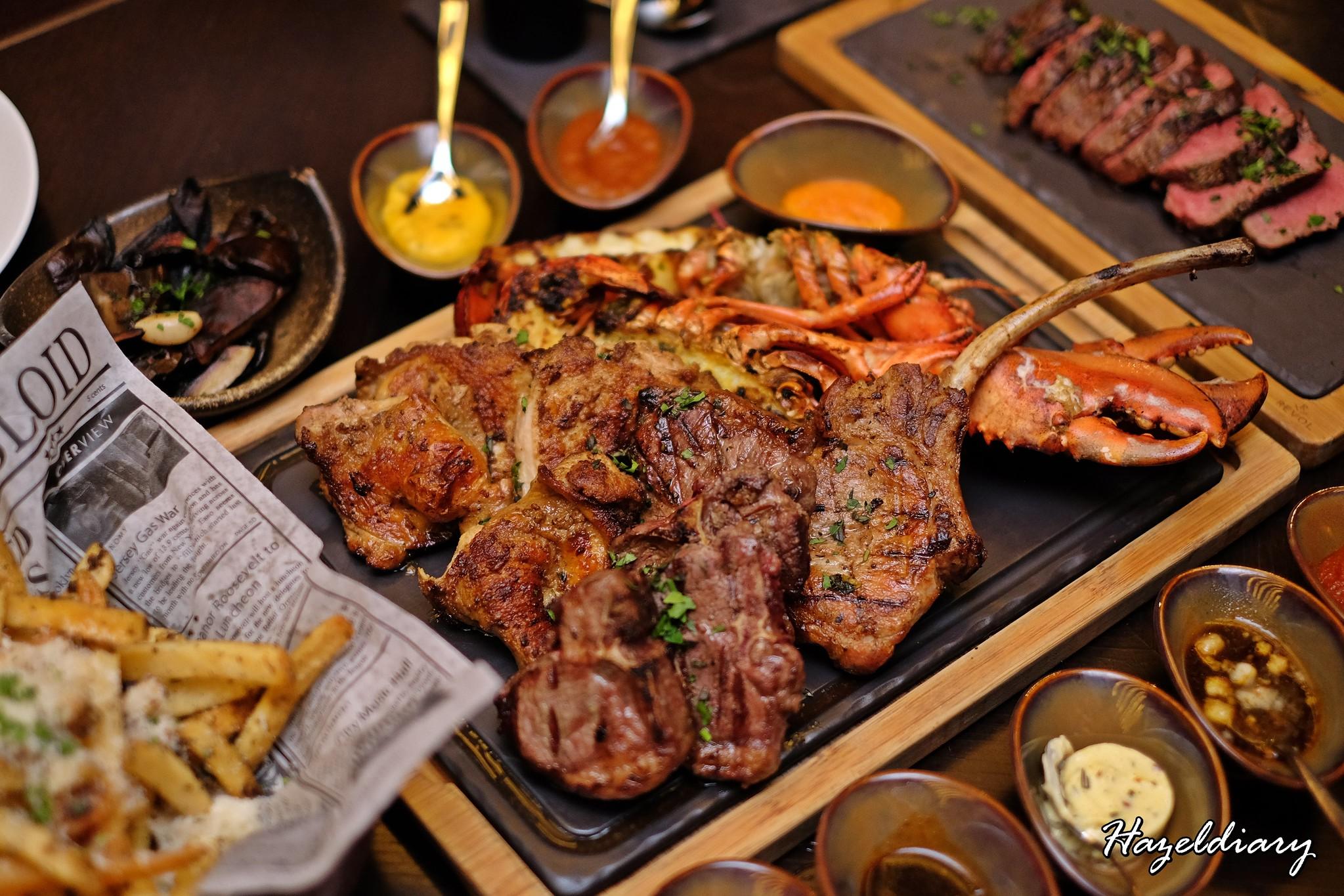 [SG EATS] Opus Bar & Grill At Hilton Singapore – New Menu, Premium Sharing Cut & Wine Deal (March Special)