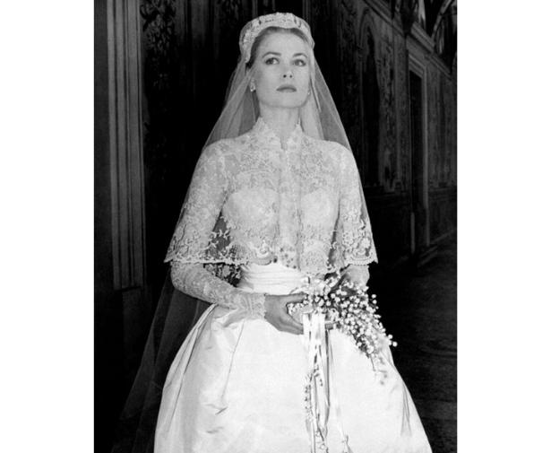 Retro Wedding Dress Grace