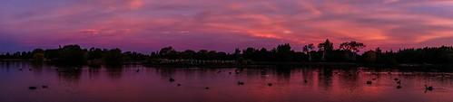 Henley Lake Pano