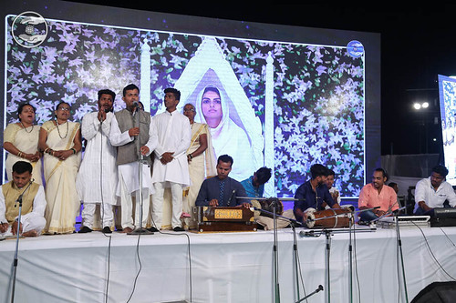 Devotional song by Vinod and Saathi from Panji