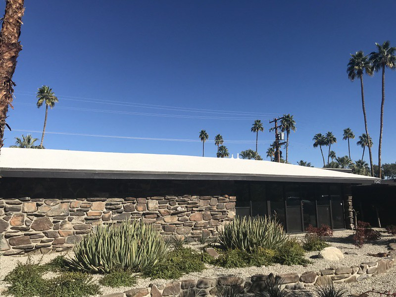 Picturesque Palm Springs - Photos by Greg Tormo for Retro Roadmap
