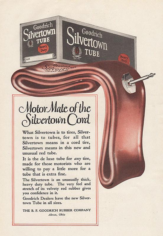 Goodrich Silvertown 1922