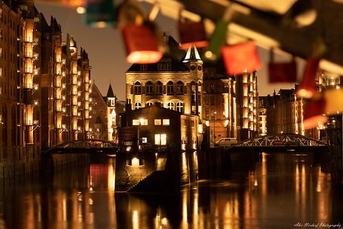 Water Castle - Hamburg (16.11.2018 / 00:11)