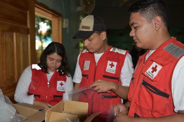 Cruz Vermelha pede que parem de usar indevidamente seu emblema na Venezuela