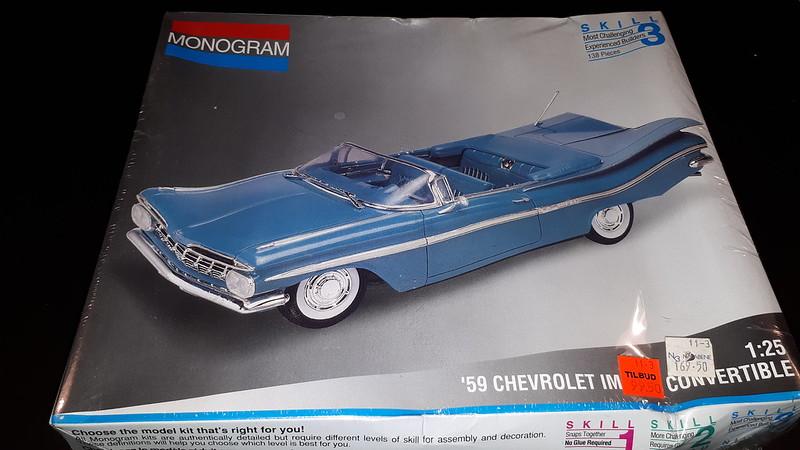 Monogram 1959 Impala