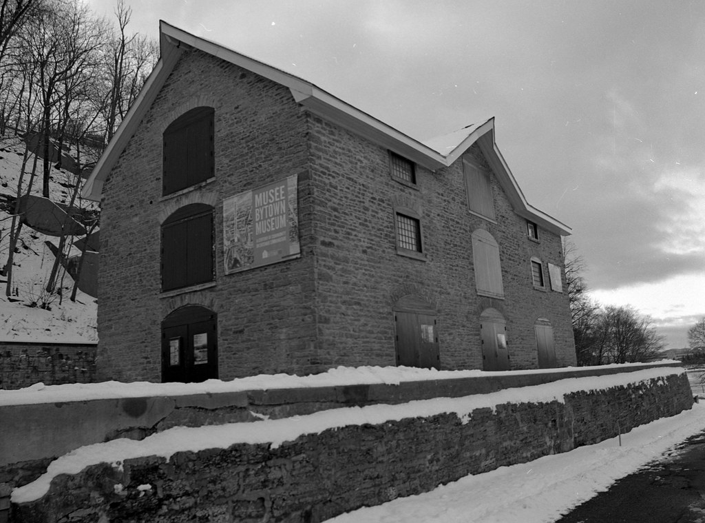 Project:1867 - The Rideau Canal - Commissariat Building