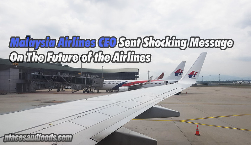malaysia airlines shocking