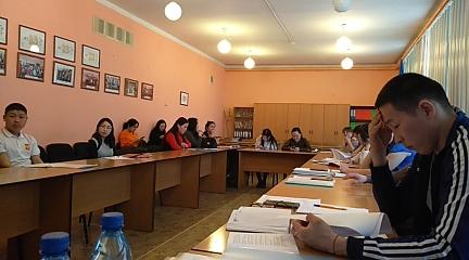 III традиционная ежегодная студенческая конференция ГАПОУ «Агинский педагогический колледж им. Базара Ринчино»