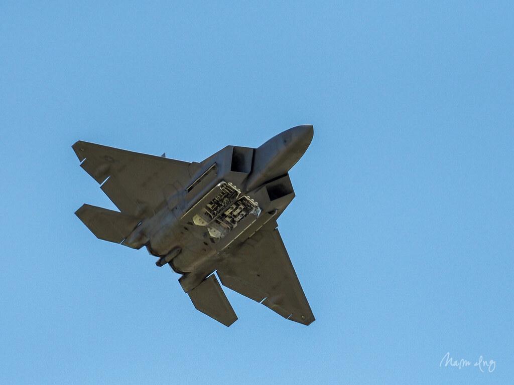 F-22 Raptor 33635913108_9e1c14914d_b