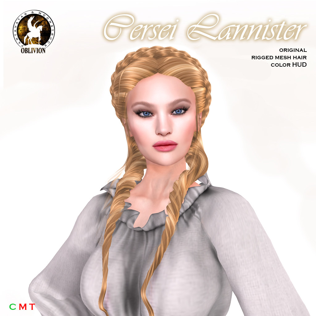 F&M Oblivion * Cersei Lannister