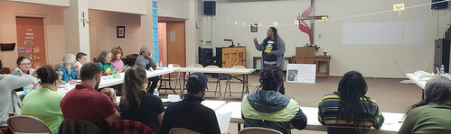 Voting Rights Meeting 1-5-19