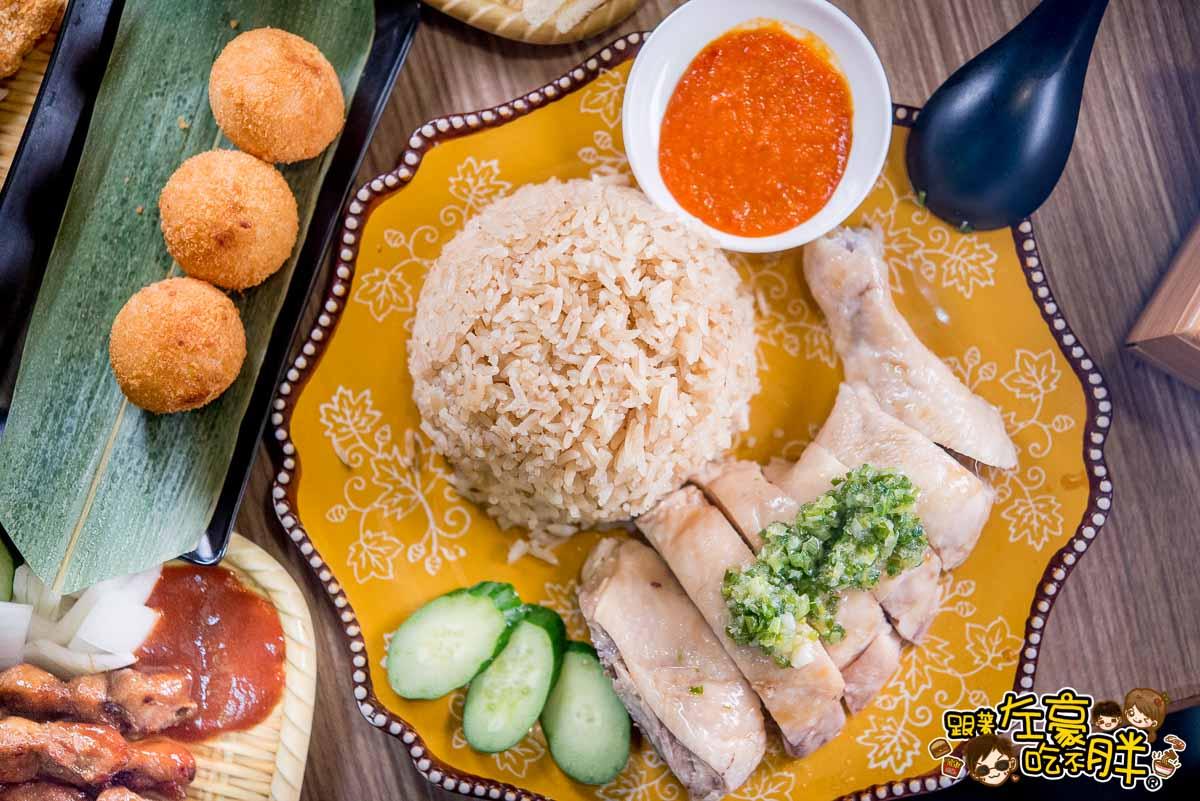 老巴剎新加坡風味美食-37