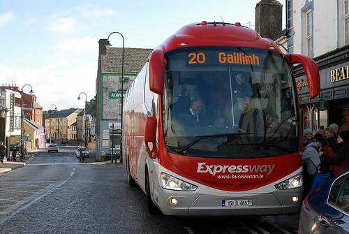 Bus Eireann 'SE24'