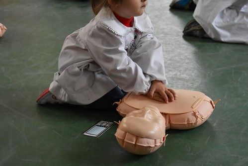 A scuola di primo soccorso