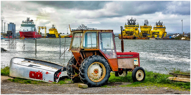 Montose Harbour