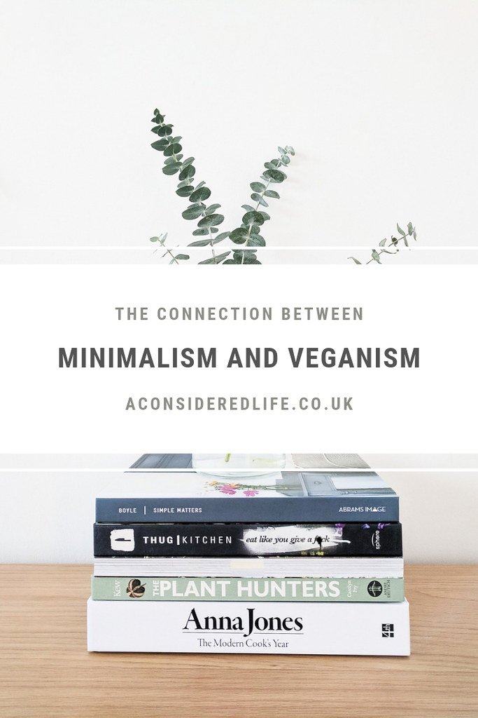 The Connection Between Minimalism and Veganism