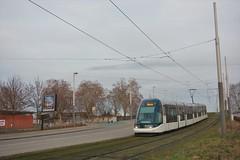 Alstom Citadis 403  -  Strasbourg, CTS - Photo of Ichtratzheim
