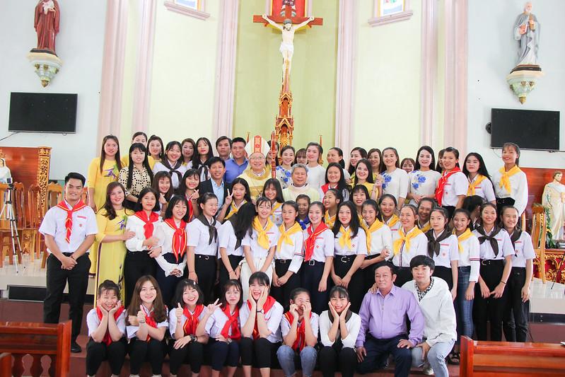 Giáo xứ Cồn Sẻ