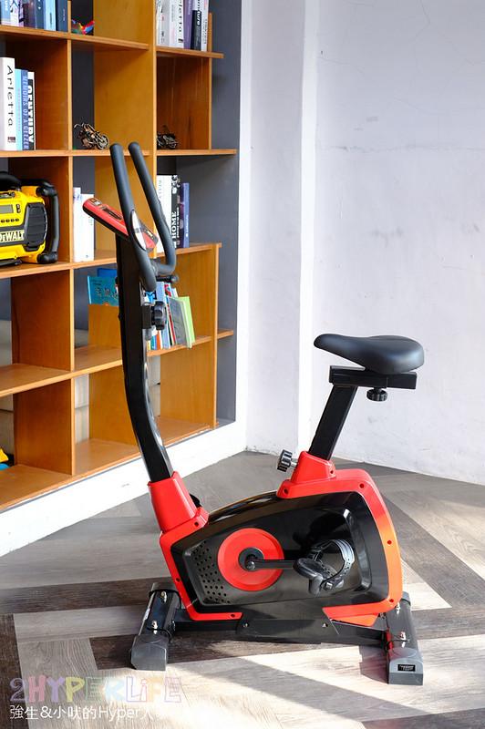 GS-U601,IMPAQ健身車,台中健身車推薦,台中運動器材拍賣,在家運動 @強生與小吠的Hyper人蔘~