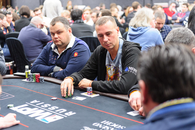 Anatoliy Filonenko Finishes Top Of The Counts As Day 1c Of The Main Event Concludes Latest Poker News Partypoker Live