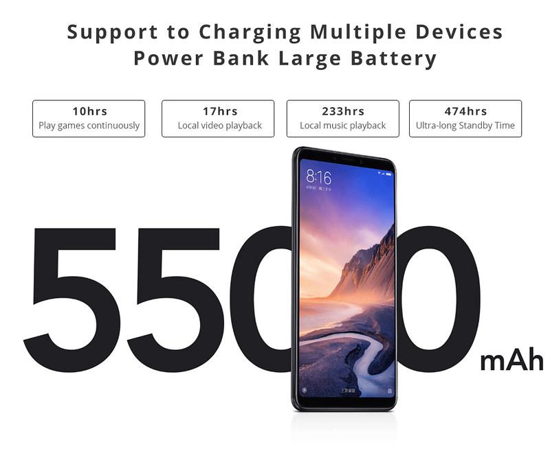 Xiaomi Mi Max 3 特徴 (6)