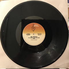 MEL BROOKS:IT'S GOOD TO BE THE KING(RECORD SIDE-A)