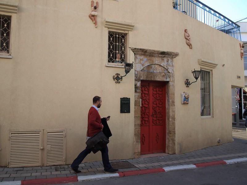 Квартал Неве-Цедек, Тель-Авив