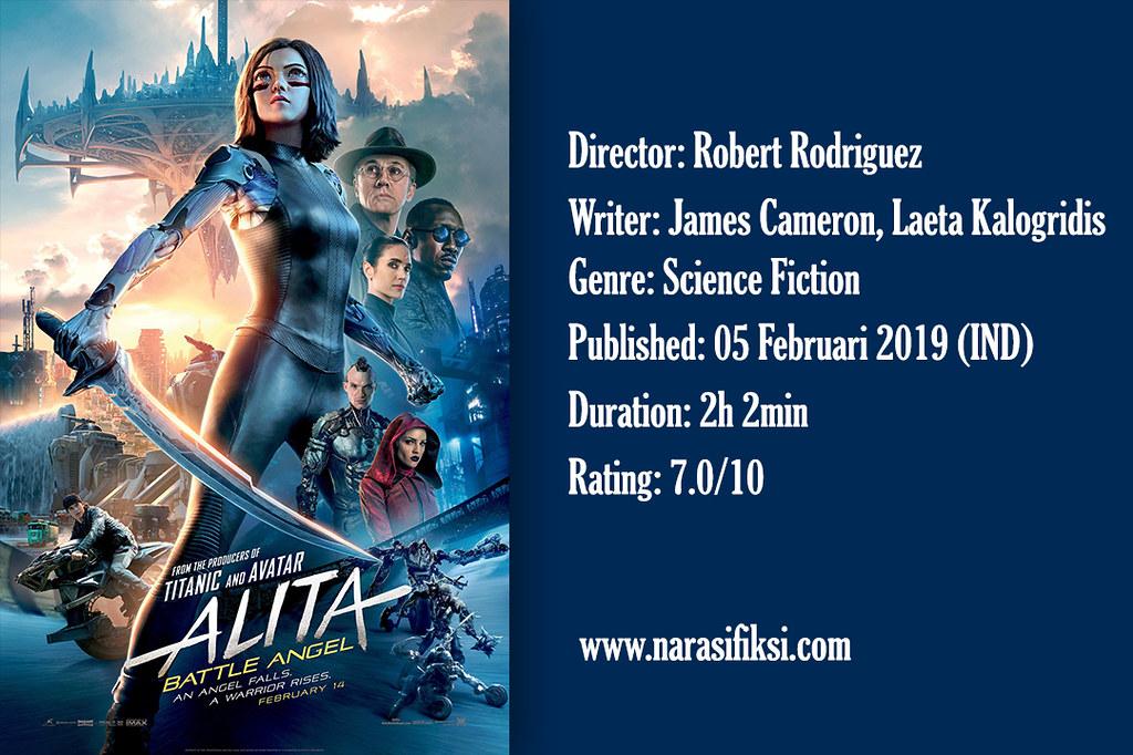 [REVIEW FILM] ALITA: BATTLE ANGEL – Kisah Cinta Cyborg Remaja di Dunia Cyberpvnk.
