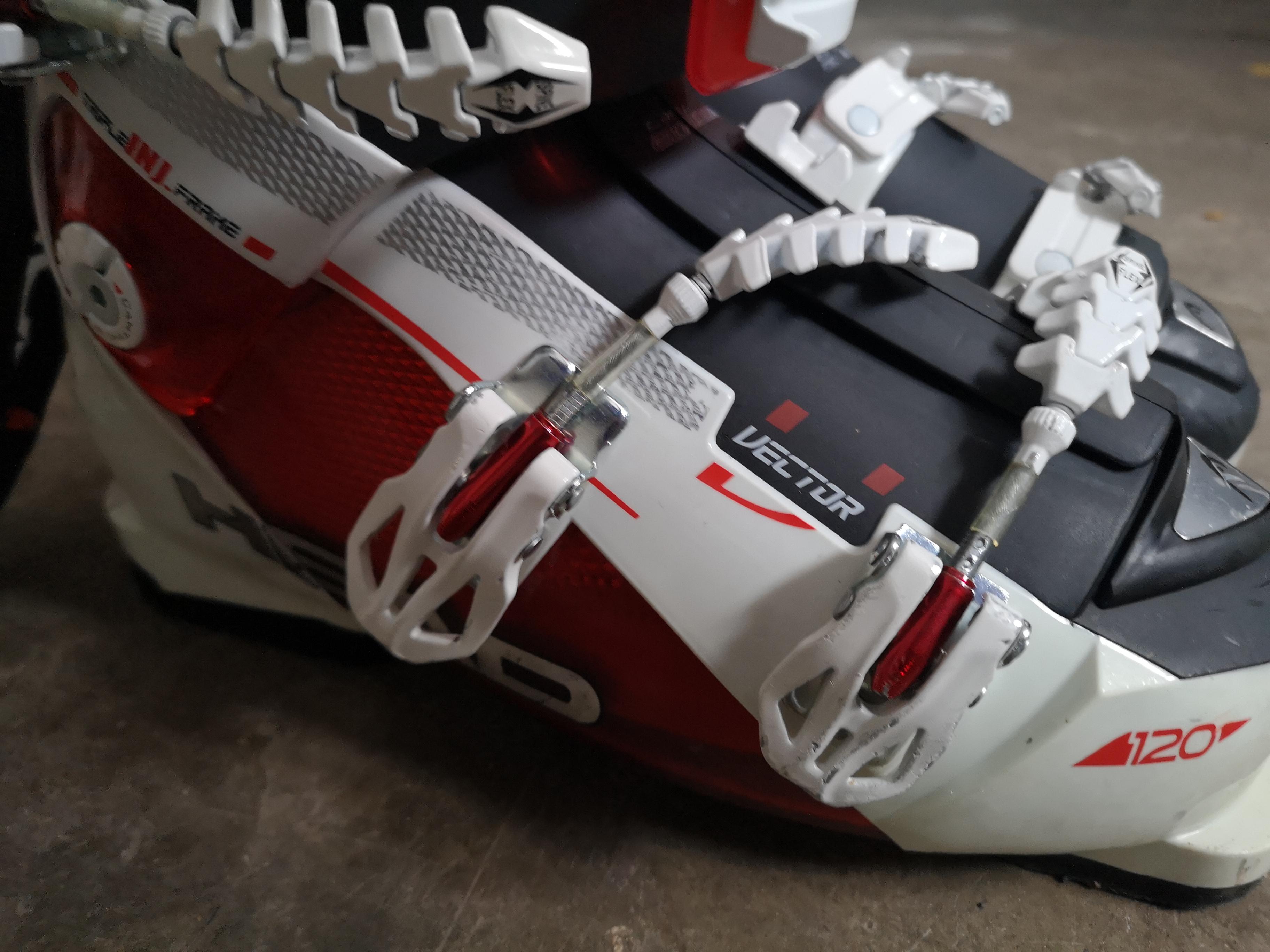 Lyžařské boty HEAD Vector 120 - Bazar - SNOW.CZ 77c78eda4e