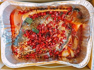 年年有餘,我愛四川水煮魚