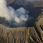 The Mighty Bromo - An Aerial Perspective