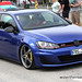 Blue VW Golf Mk7 GTI