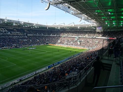 Borussia Mönchengladbach 0:3 VfL Wolfsburg