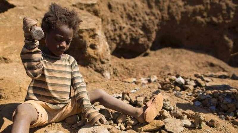 miniere di coltan in congo
