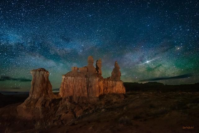 Three Sisters-Goblin Valley