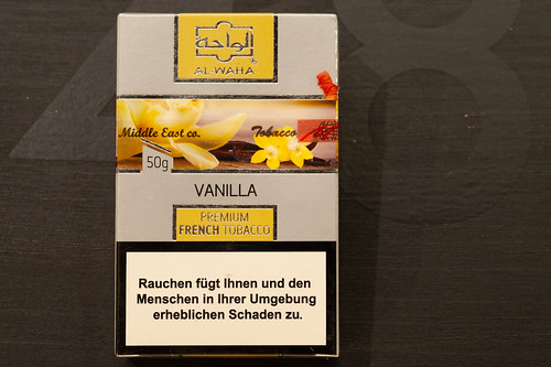 Al-Waha Elite Vanilla