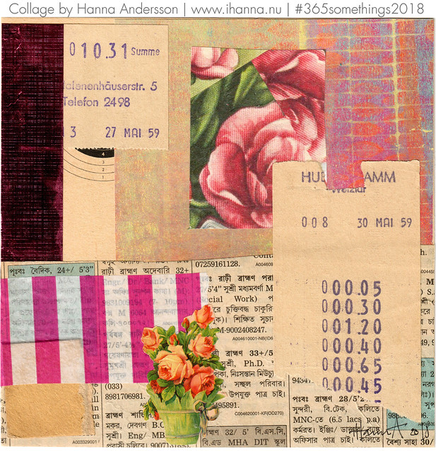 365 Collages | Week 51 | Incredibly valuable & transformative