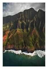 Na Pali Coast, Kaua'i, Hawai'i