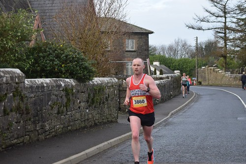 FINISH - Ardagh Challenge 10 Mile Road Race 2018