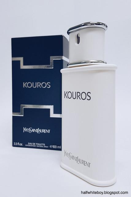 halfwhiteboy - Yves Saint Laurent Kouros EDT