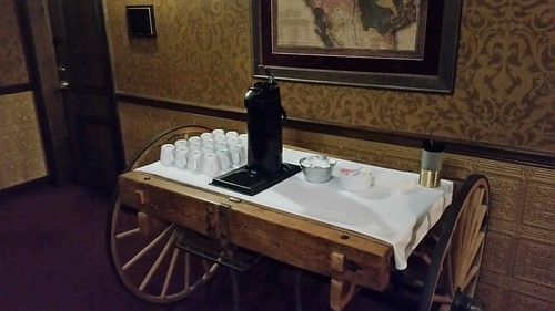 Mizpah Hotel Coffee Service