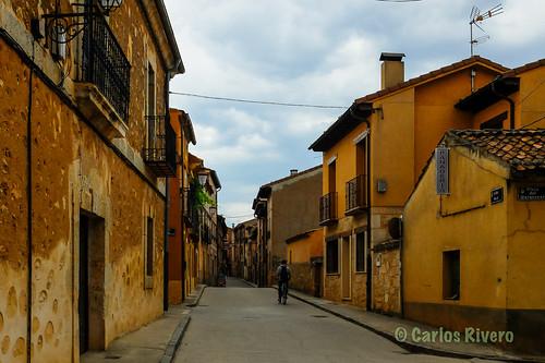 Ayllón, Segovia.