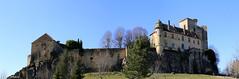 24 Excideuil - Château - Photo of Cherveix-Cubas