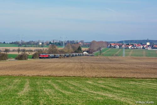 232 239 (23.03.19) bei Gundersleben